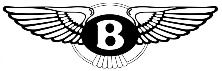 [로고의 비밀] 세계 3대 명차 '벤틀리' 엠블럼 날개는 왜 좌우가 다를까?