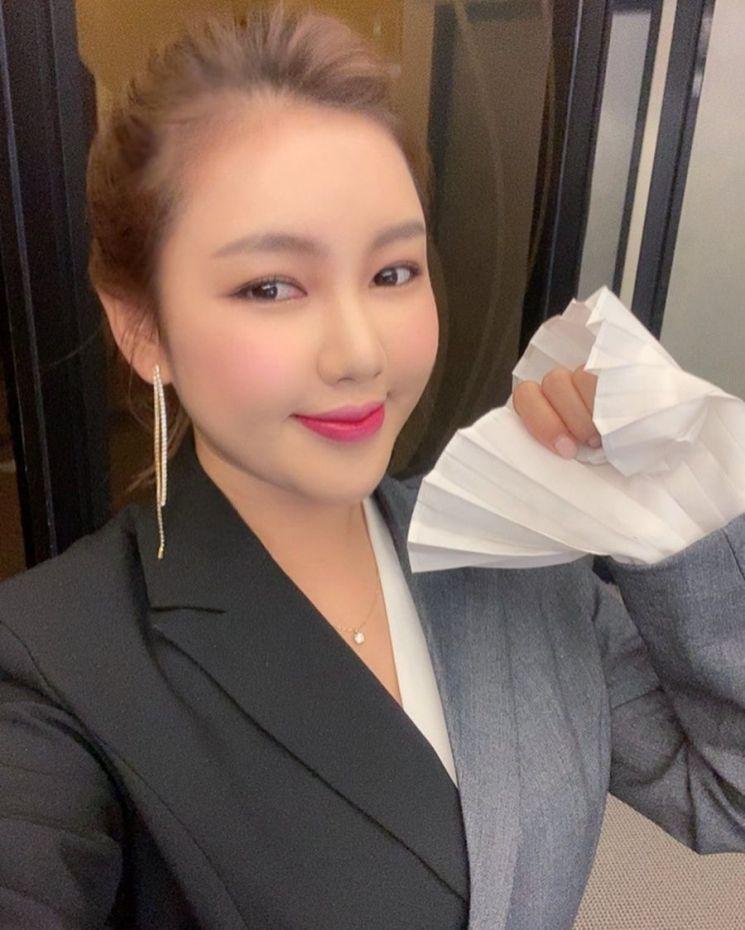 가수 송가인 / 사진=송가인 인스타그램 캡처