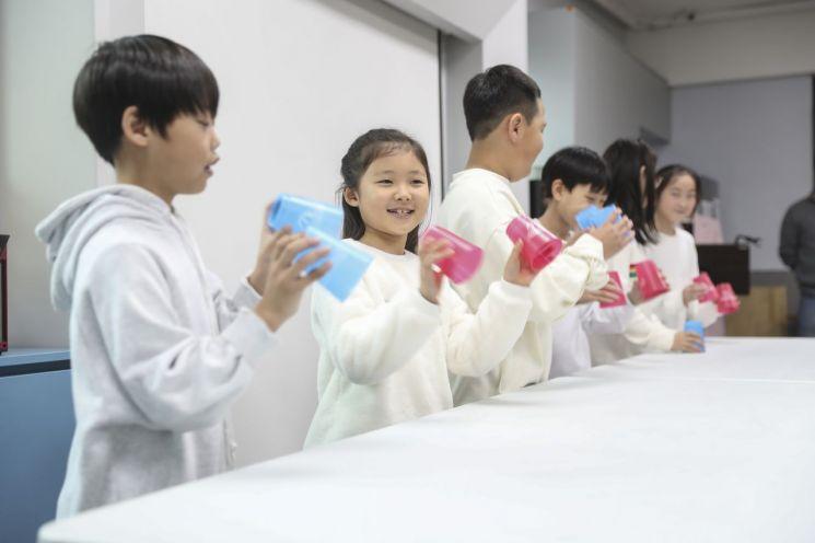 성동형 초등돌봄센터 6호점 '마장아이꿈누리터' 개소