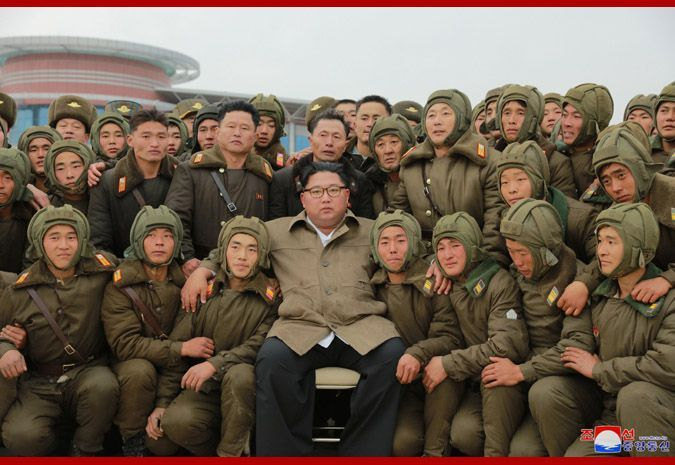 [속보]김정은, 인민군 항공·저격병 습격 강하훈련 지도