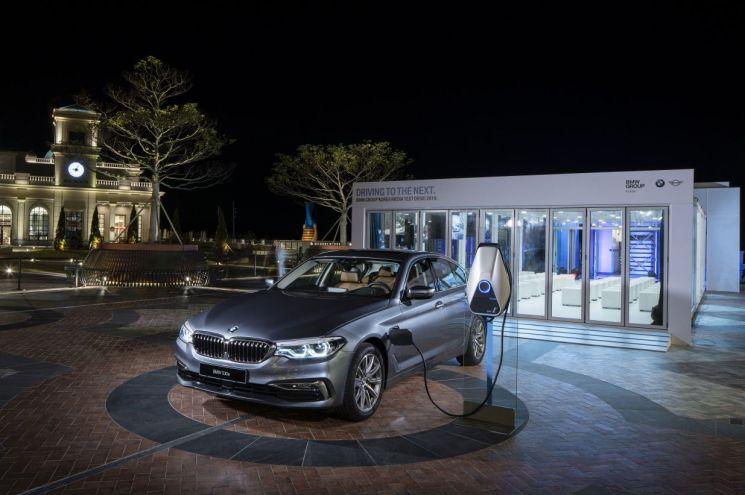 BMW 미래 드라이빙 청사진 '넥스트 하이브리드' 힘실린다