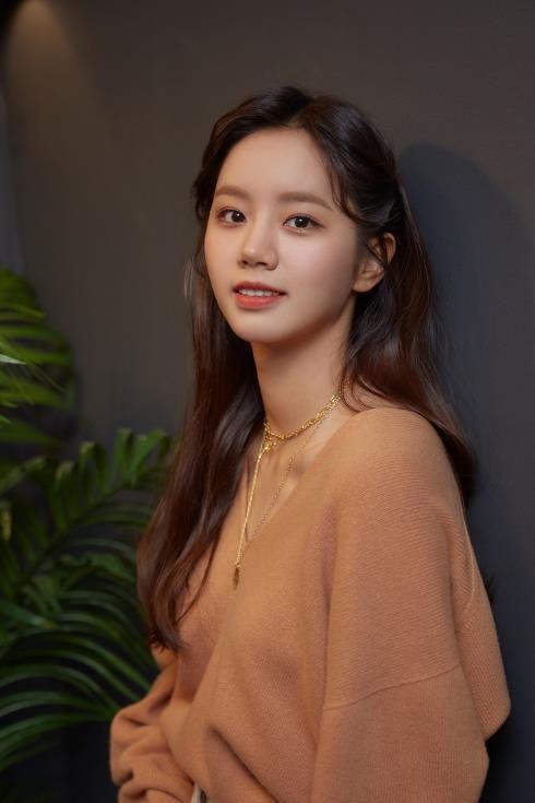 배우 이혜리가 19일 강남구 신사동 한 카페에서 연합뉴스와 인터뷰하고 있다/사진=연합뉴스
