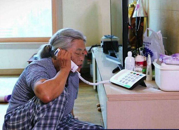 LGU+, 농촌에 행복콜센터 전화기·공기청정기 보급