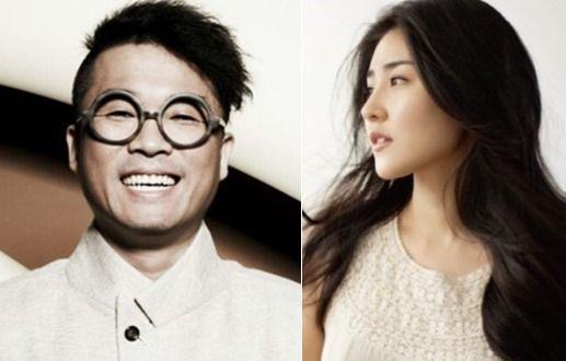 가수 김건모(좌)·피아니스트 장지연(우)/사진=SBS '미운우리새끼' 제공·피아니스트 장지연 앨범 재킷