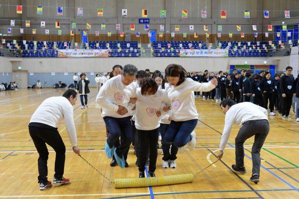 광주 서구, 민·관 복지 체육한마당 개최