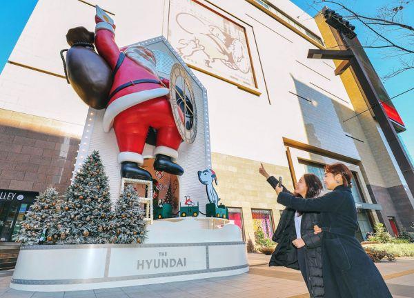 반갑다 '미리 크리스마스'…한발 앞선 유통업계