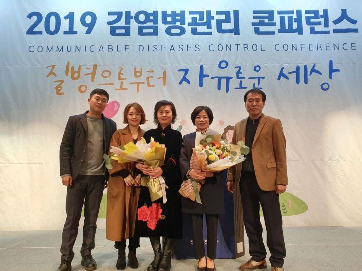 광주시, 3년 연속 감염병관리 우수기관 선정