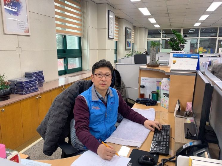 강남구청서 통합공무원노조 빛 발하는 이유?