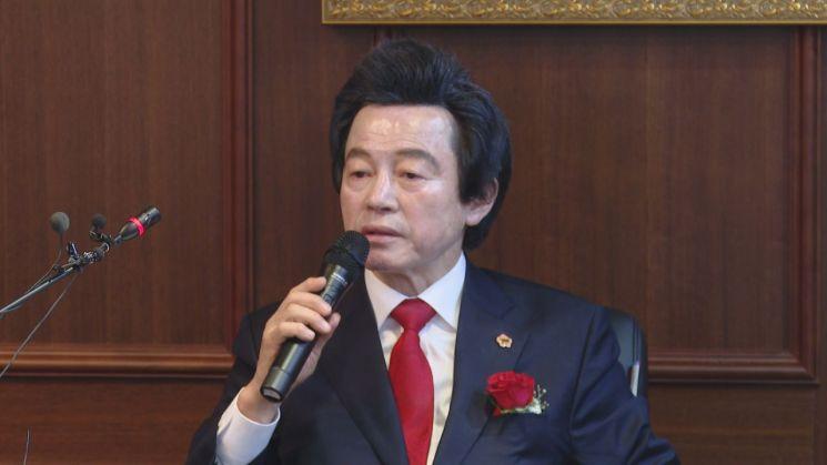 허경영 국가혁명당 대표. [이미지출처=연합뉴스]