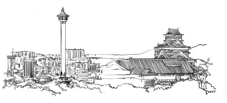 [최준영의 도시순례] 통합을 통한 지방대도시 생존전략