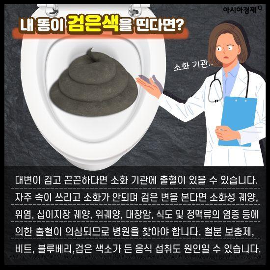 [카드뉴스]'똥'의 경고 무시할 수 없는 이유