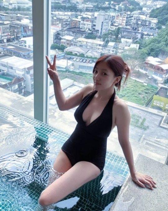 [포토] '우월한 수영복 자태'