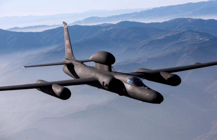 미군 정찰기 U-2S (사진=트위터)
