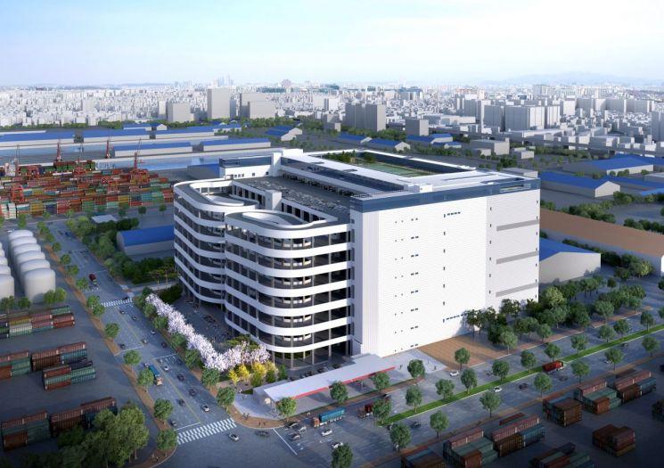 삼호, 2170억 규모 초대형 복합물류센터 계약 체결