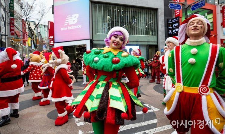 [포토]미리 만나는 크리스마스 축제