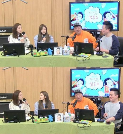 사진=SBS 파워FM '두시 탈출 컬투쇼' 방송 캡처