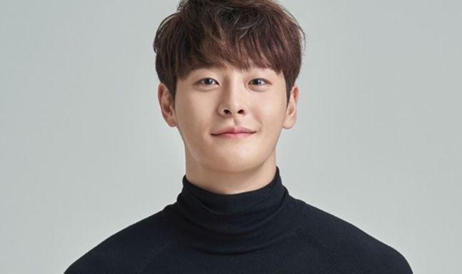 배우 차인하. 판타지오 제공