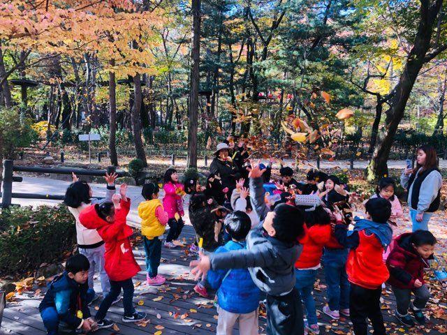 관악구, 2019. 유아숲 체험원 수료