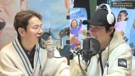 사진=MBC FM4U '굿모닝FM 장성규입니다' 방송 캡처