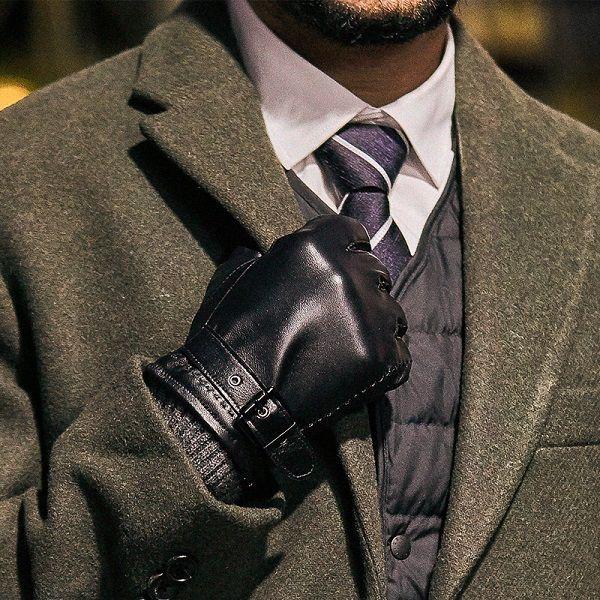 한겨울에 강한 양가죽 장갑 출시, 선물용으로 부담 없는 5만원대 가격