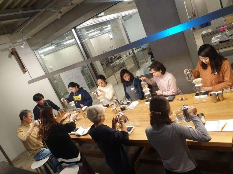 성동구 성수동 블루보틀과 함께 하는 커피 클래스 '인기'