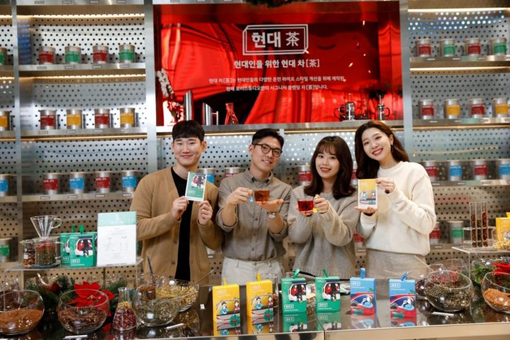 현대차 '현대 차(茶)' 증정 크리스마스 캠페인 실시(사진=현대차)