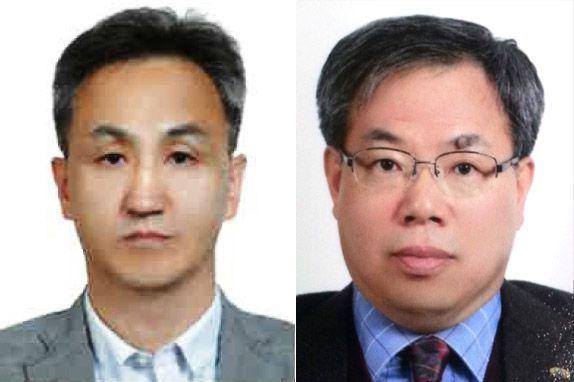 마성락 팀장(왼쪽)과 김태호 팀장
