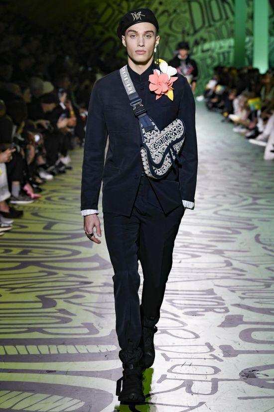 디올 남성의 2020 프리폴 컬렉션
