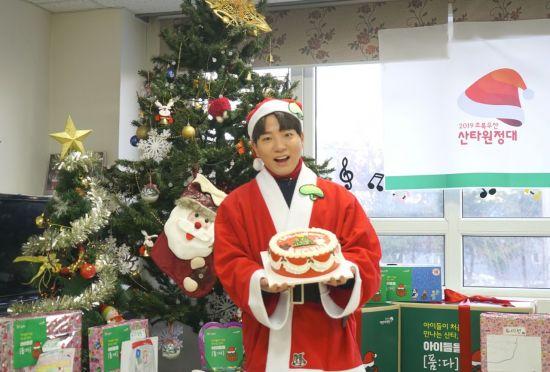 도티, '특별 산타'로 변신한 사연