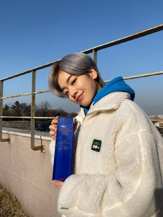 제 45회 서울독립영화제에서 독립스타상 수상한 배우 이주영/사진=에이스팩토리 제공