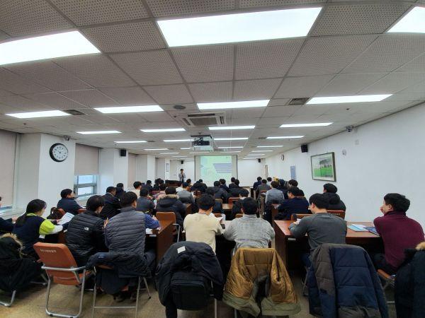 광주경찰, 청원경찰 신규 임용자 대상 '기본교육' 실시