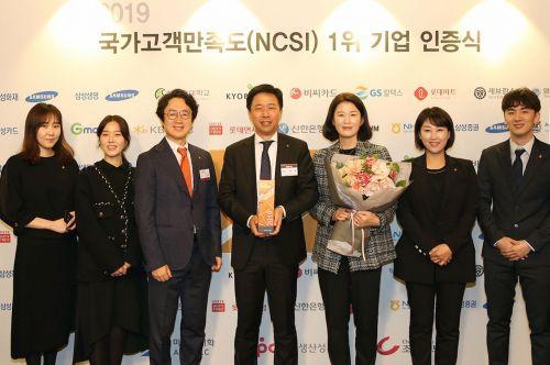 롯데면세점, 국내 3대 브랜드 지수 '3년 연속' 1위