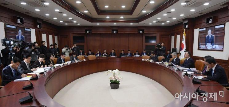 [포토] 제27차 경제활력대책회의