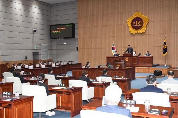 광주시의회도 '보좌관 급여 착복' 나현 시의원 '제명'…의원직 상실