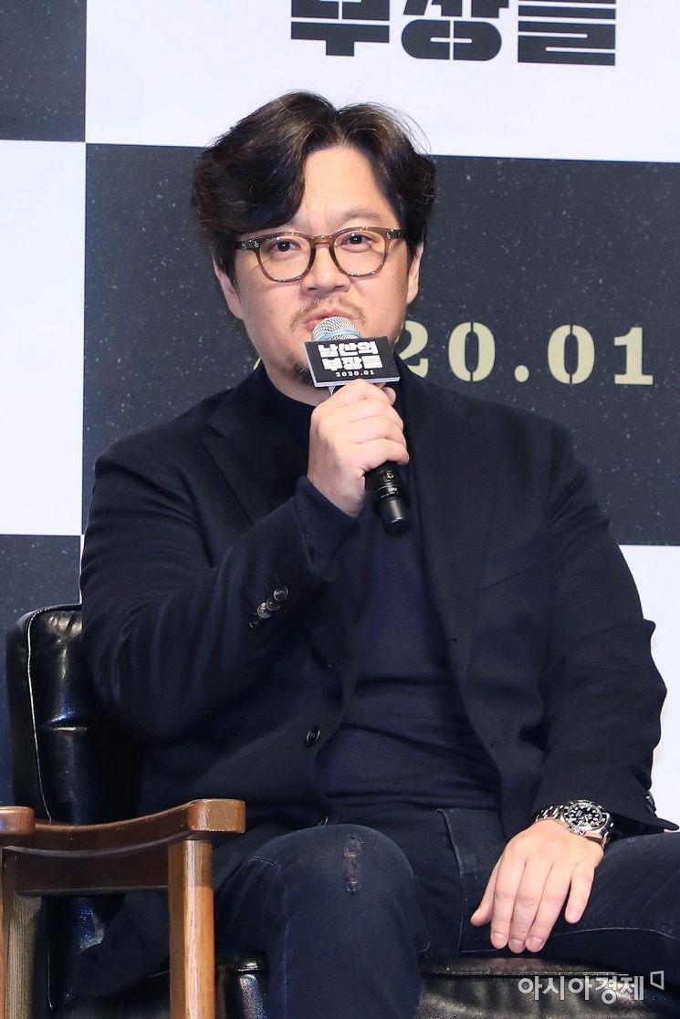 """'남산의 부장들' 우민호 감독 """"이병헌 안 했다면, 작품 접었을 것"""""""