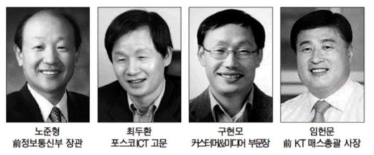'포스트 황창규' KT맨이냐 官출신이냐
