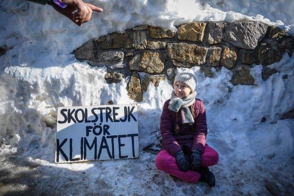 """""""스웨덴어를 영어로 옮긴 표현""""…툰베리, '폭력 옹호 은어' 논란 해명"""