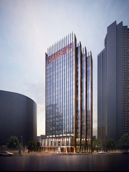 다음달 수원 최초 '메리어트 인터내셔널' 브랜드 호텔 개관한다