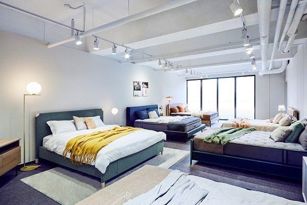 시몬스 침대, 의정부시 민락 지구에 '시몬스 맨션 의정부민락점' 오픈