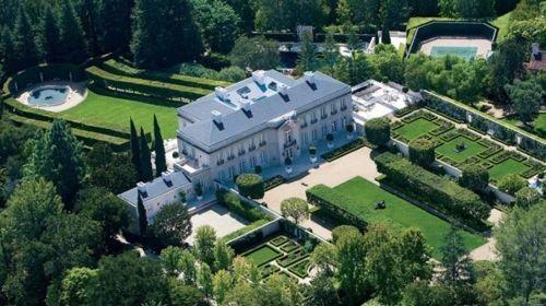 미국에서 가장 비싼 집, 1750억원에 미디어재벌 아들이 구매