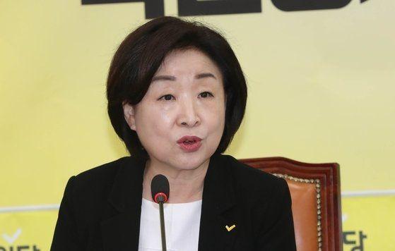 심상정 정의당 대표 / 사진=연합뉴스