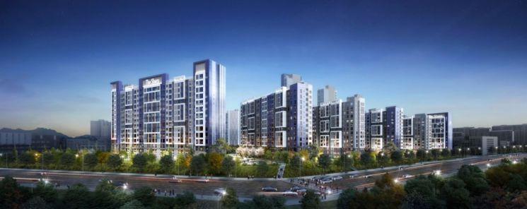 포스코건설, 용인 수지 초입마을 리모델링 수주…4000억원 최대 사업비