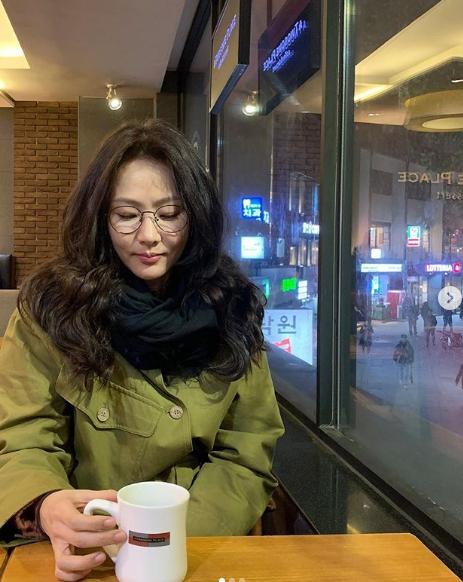 배우 윤지혜 / 사진=윤지혜 인스타그램 캡처