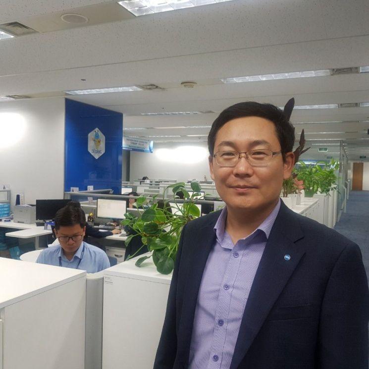 김종우 우리은행 베트남부법인장