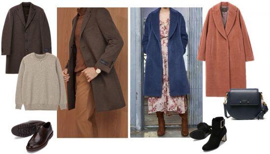 사진=남성 모델컷 및 제품컷 LBL, 여성 모델컷 및 제품컷 아이젤,신발 무크,가방 오야니