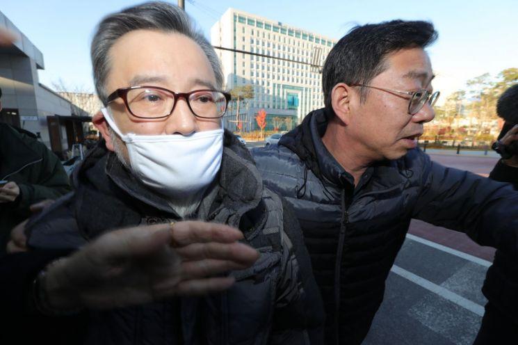 김학의 전 법무부 차관 / [이미지출처=연합뉴스]