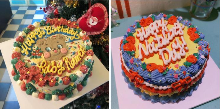 異쒖쿂 instagram_@benny.cake / 뿉뵒꽣냼옣