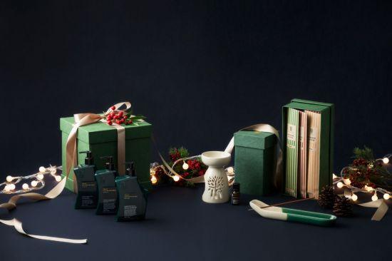 '홈스파→스페셜 케이크' 반얀트리 크리스마스 선물 세트 출시