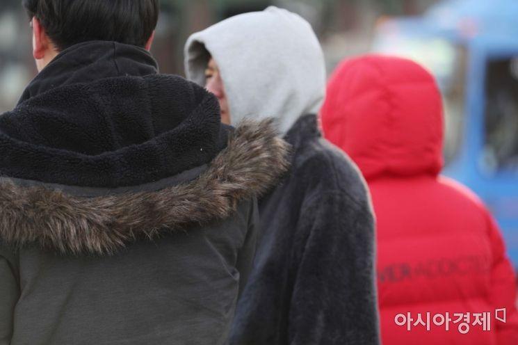 [오늘날씨] 영하권 추위에 체감온도 '뚝'…서해안 곳곳 비 또는 눈
