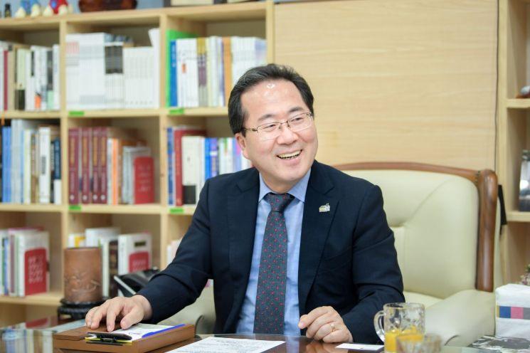 """[신년사] 허석 순천시장 """"평화·경제 번영의 원년으로 삼겠다"""""""